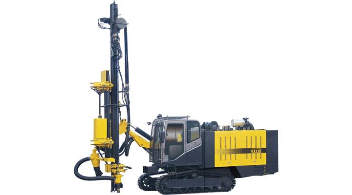 KT11S型一体式露天潜孔钻车