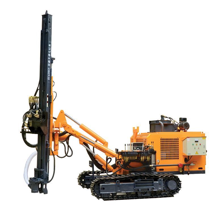 KG420S/KG420SH型露天潜孔钻车